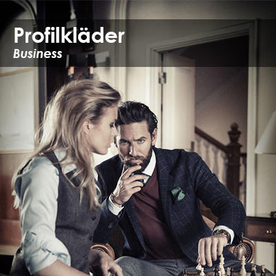 Profilkläder business